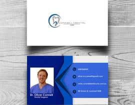 nº 307 pour Design Dental Business Cards par sadiaqucher
