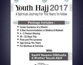 #55 for Youth Hajj-2017 by amkazam
