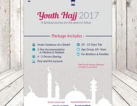 #53 for Youth Hajj-2017 by Imidii