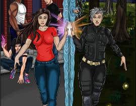 nº 10 pour Young Adult Fantasy Poster par E1matheus