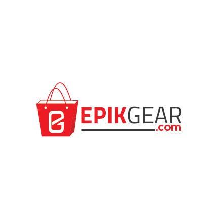 Kilpailutyö #                                        260                                      kilpailussa                                         Logo design for eCommerce store