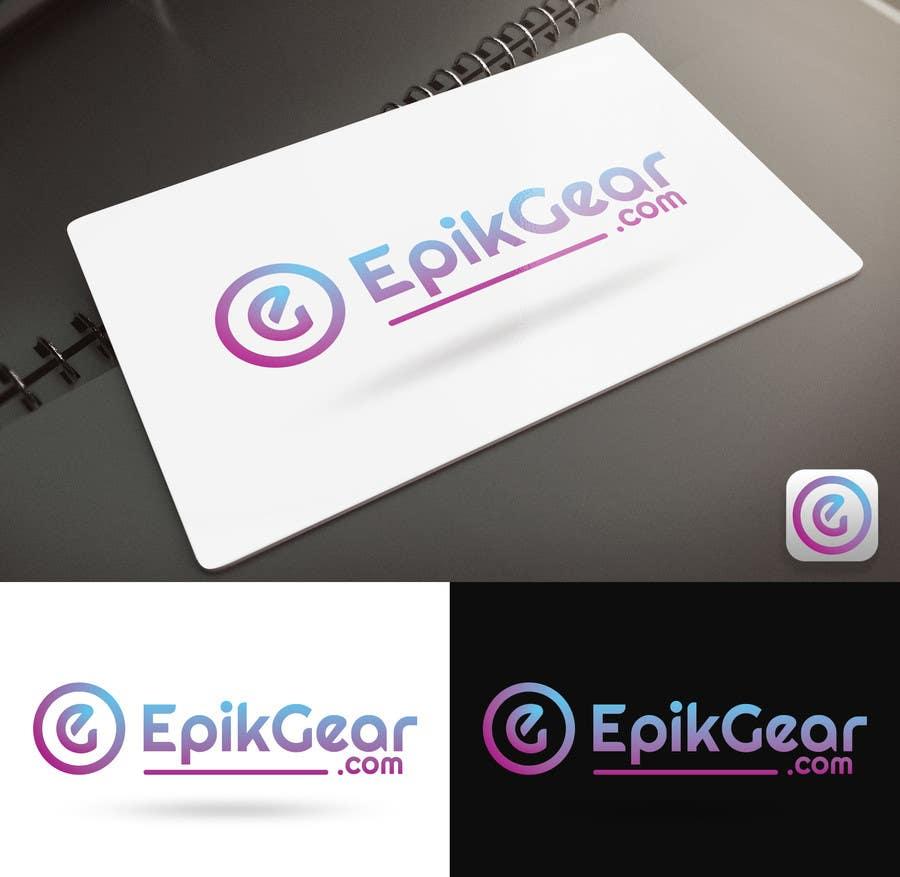 Kilpailutyö #                                        253                                      kilpailussa                                         Logo design for eCommerce store