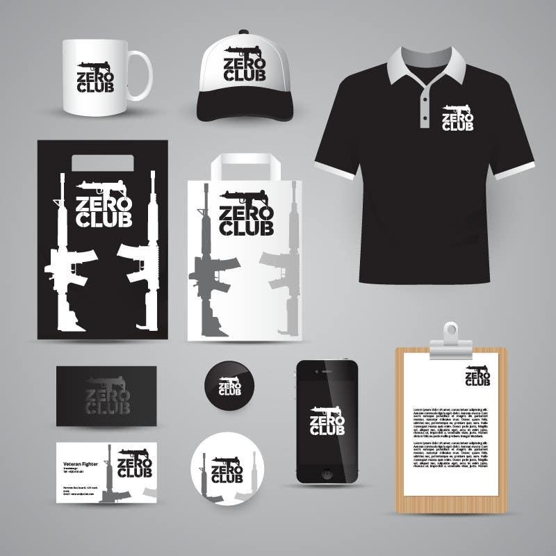 Proposition n°40 du concours Design a Logo for Military Patch/Biz Card