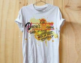nº 83 pour simple tshirt design par DesignBuzz99