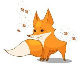#44 for Fox Illustration - New 10 poses/positions by GFXNinja
