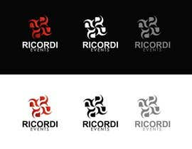 nº 35 pour Design a Logo for Ricordi Events par jeemaa22