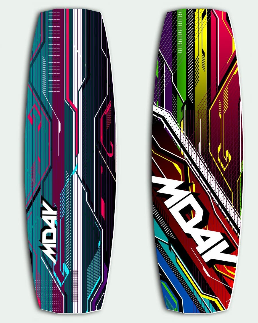 Inscrição nº                                         26                                      do Concurso para                                         Graphic Design for  mday kiteboards www.m-day.ru