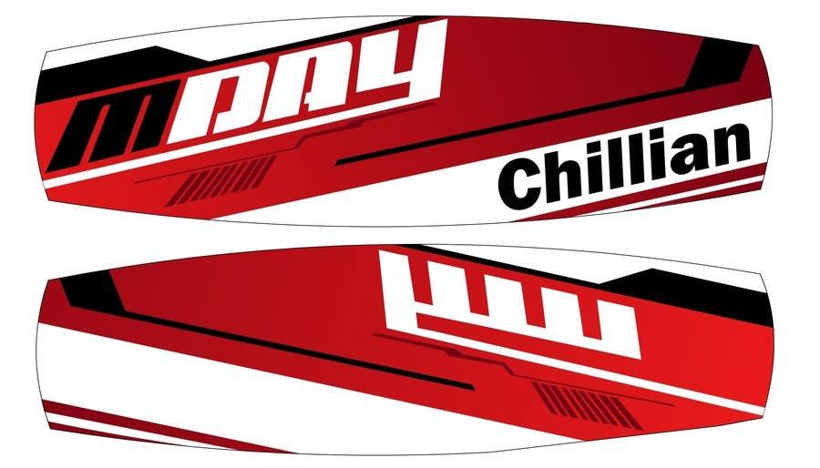 Inscrição nº                                         37                                      do Concurso para                                         Graphic Design for  mday kiteboards www.m-day.ru