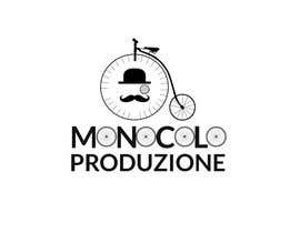 nº 19 pour Design a logo - person with a MONOCLE - minimalistic, high-end par riponshekhbd