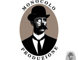 nº 14 pour Design a logo - person with a MONOCLE - minimalistic, high-end par ivansmirnovart