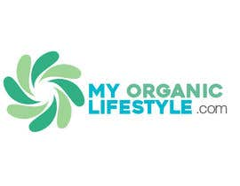 nº 13 pour Website Logo design for my-organic-lifestyle.com par jamesbuttery