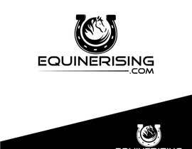 #141 for New logo needed for equestrian marketplace website: EquineRising.com by timeDesignz