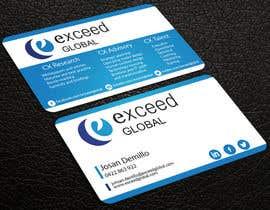nº 54 pour Design some Business Cards par Hridoy142