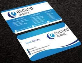 nº 57 pour Design some Business Cards par Hridoy142