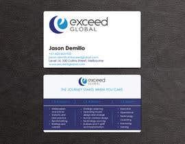 nº 53 pour Design some Business Cards par EKSM