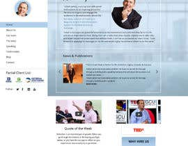 #10 for Design an exciting website for a motivational speaker by bestwebthemes