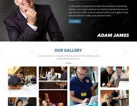 nº 1 pour Design an exciting website for a motivational speaker par doomshellsl
