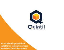#56 for Quintil Technologies Logo Desigin by AlexaCox