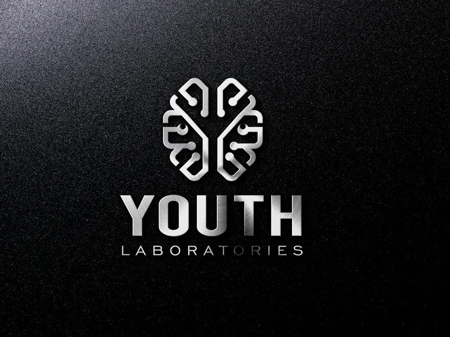 Proposition n°307 du concours Create a logo for a science laboratory (machine vision)
