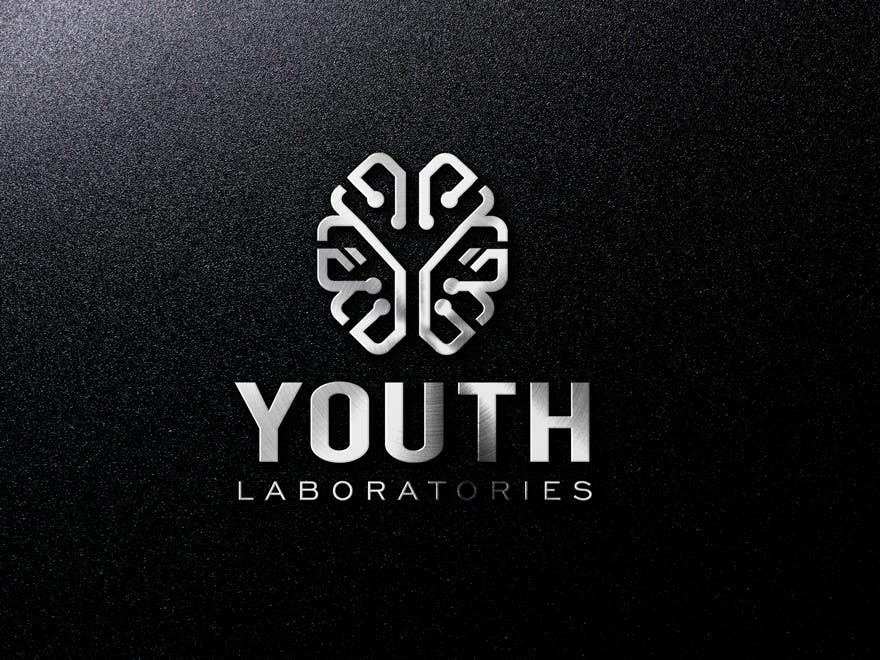 Proposition n°308 du concours Create a logo for a science laboratory (machine vision)