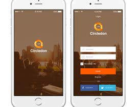 #5 for Design an App Splash Screen and Login Screen by sudpixel