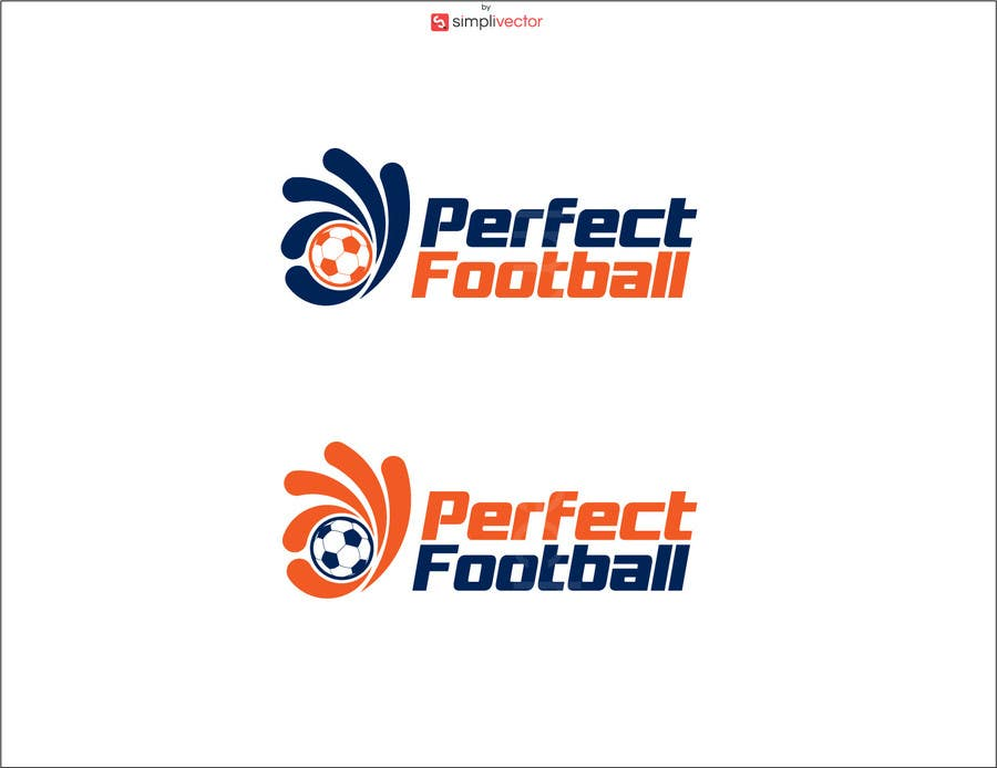 Proposition n°21 du concours Perfect Football (An Academy and a Methodology) Logo Design