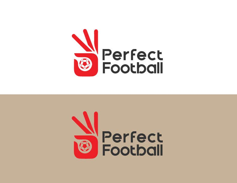 Proposition n°17 du concours Perfect Football (An Academy and a Methodology) Logo Design