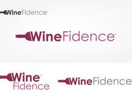 #87 para Logo Design for WineFidence de Sevenbros