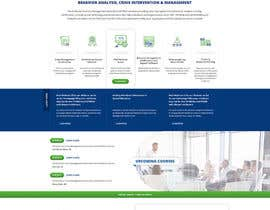 nº 29 pour Design a website mock up for existing company par Studionewvision