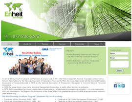 #25 untuk Letterhead, business card and envelop package design for Enheit oleh csharpdotnettech