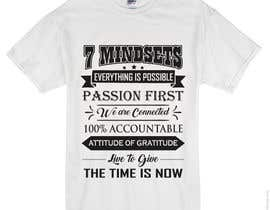 #38 for Design 7 Mindsets T-Shirt by Quay3010