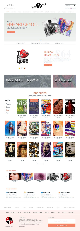 Kilpailutyö #                                        9                                      kilpailussa                                         Design a Website Mockup