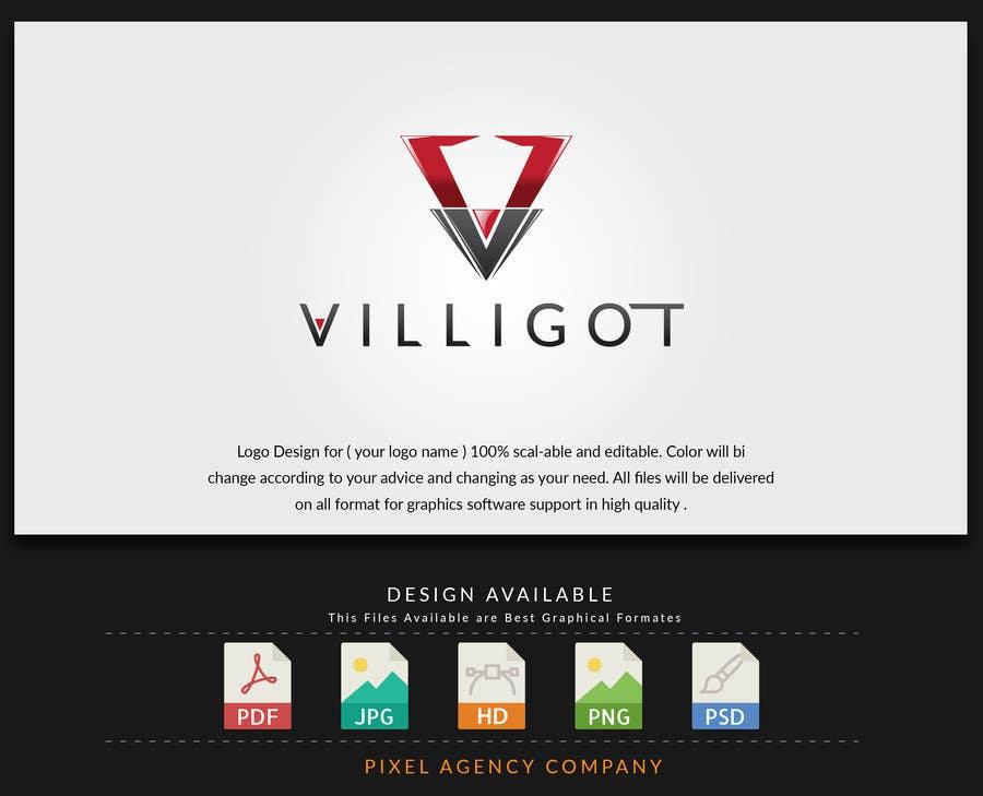 Proposition n°90 du concours Logo for Villigott