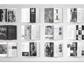 nº 5 pour Fashion Magazine Design par Taravsmemo