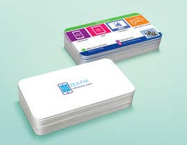 nº 156 pour Design some Business Cards par muftimortoja