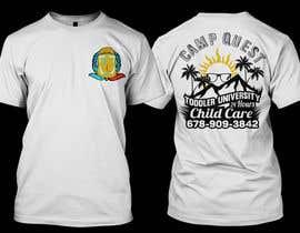 nº 21 pour Todd U Summer Camp T-Shirt par Bashar20
