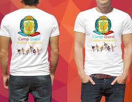 nº 17 pour Todd U Summer Camp T-Shirt par bmbillal