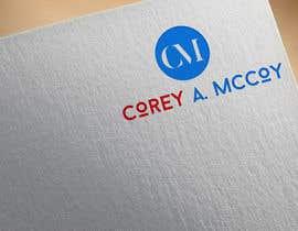 nº 31 pour Corey A McCoy Logo par Avinavkr