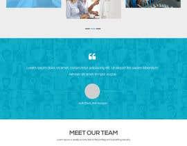 nº 4 pour Design a Website Mockup par lahoretouch