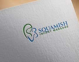#158 for Design a logo for a business offering classes in infant massage by StevensExhibits
