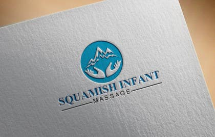 #106 for Design a logo for a business offering classes in infant massage by mamunrana119