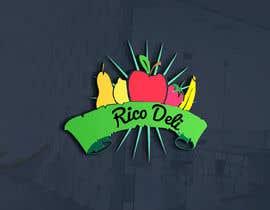 Nro 150 kilpailuun Rico Deli Logo käyttäjältä shahabul07