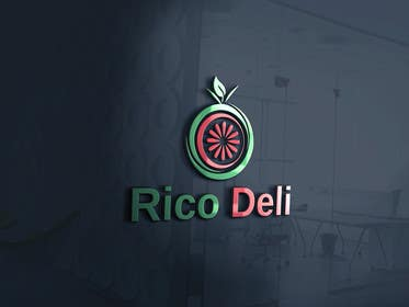 #107 for Rico Deli Logo by nasimabagam577