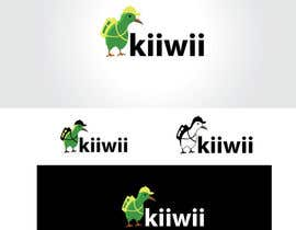 nº 17 pour Design a Logo for Travel Company Kiiwii par chandraprasadgra
