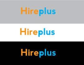 Nro 25 kilpailuun Design a Logo - Hireplus käyttäjältä KSR21