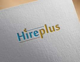 Nro 1 kilpailuun Design a Logo - Hireplus käyttäjältä Tahmim