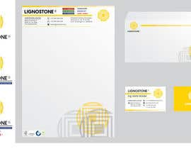 #17 for renewed business card + reshuffle logo/letterhead by lounzep