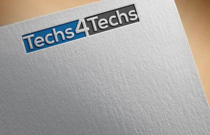 #99 for Design a Logo for Techs4Techs by Crativedesign