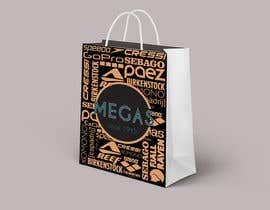 nº 25 pour design a shopping bag par xsavyx