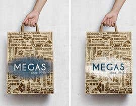 nº 15 pour design a shopping bag par umasnas
